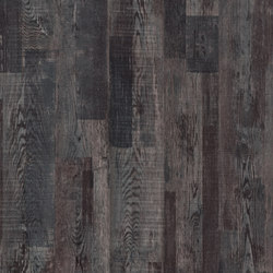 Eternal Design | Wood coal patchwood | Synthetic tiles | Forbo Flooring