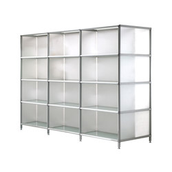 Boox Doppio | Library shelving systems | Rexite