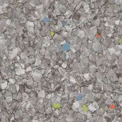 Nordstar Evolve Galaxy fluorite | Synthetic tiles | Forbo Flooring