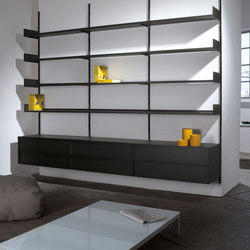 Elle System Home | Shelving systems | YDF