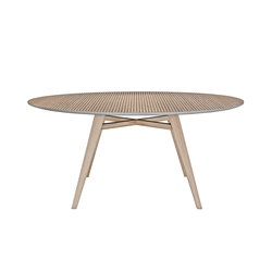 Tavolarte | table round | Dining tables | strasserthun.