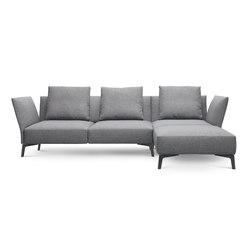 Jermyn | Modular sofa systems | LEMA