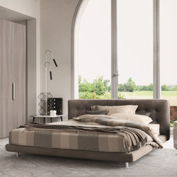 Doze bed | Double beds | Flou