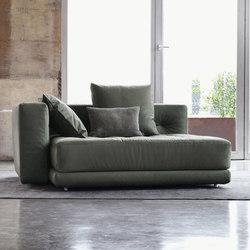 Doze sistema Comfort componible | Elementos asientos modulares | Flou