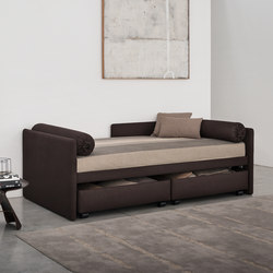 Duetto Bed | Single beds | Flou