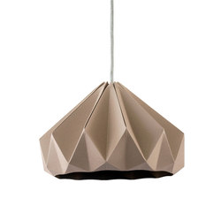 Chestnut Lamp - Chestnut Brown | Illuminazione generale | Studio Snowpuppe