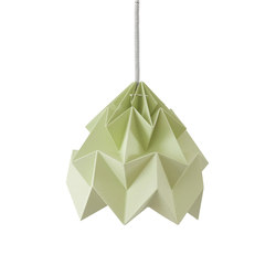 Moth Lamp - Autumn Green | General lighting | Studio Snowpuppe