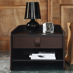 Gentleman nightstand | Night stands | Flou