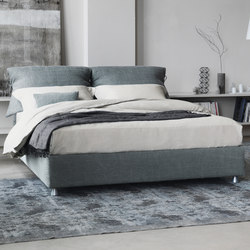 Nathalie Bed | Double beds | Flou