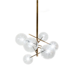 Bolle 6 | Suspended lights | Gallotti&Radice