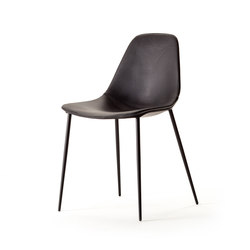 Mammamia Leather | Restaurant chairs | Opinion Ciatti