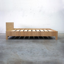 NF 60TS Bed | Letti singoli | editionformform