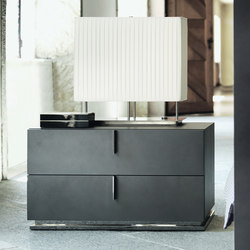 Ari nightstand | Night stands | Flou