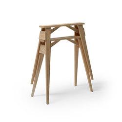 Arco trestles | Cavalletti per tavoli | Design House Stockholm