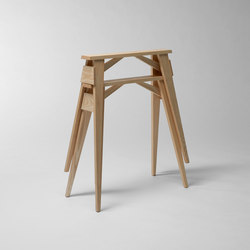 Arco | Caballetes de mesa | Design House Stockholm