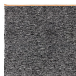 Björk wool rug | natural Dark grey | Tappeti / Tappeti d'autore | Design House Stockholm