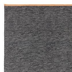 Björk wool rug | natural Dark grey | Rugs / Designer rugs | Design House Stockholm