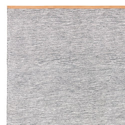 Björk wool rug | natural Light grey | Alfombras / Alfombras de diseño | Design House Stockholm