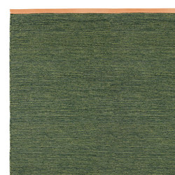 Björk wool rug | Green | Tappeti / Tappeti d'autore | Design House Stockholm