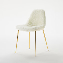 Mammamia Fur | Restaurant chairs | Opinion Ciatti