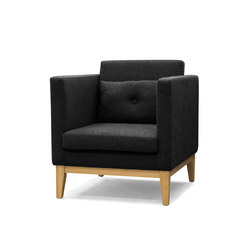 Day armchair | Poltrone lounge | Design House Stockholm