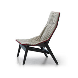 Ace wood | Lounge chairs | viccarbe