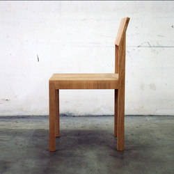 NF 09T Chair | Chairs | editionformform