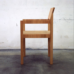 NF 09AT Armchair | Chairs | editionformform