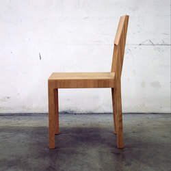 NF 40T Chair | Sedie | editionformform