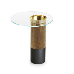 Haumea S | Side tables | Gallotti&Radice
