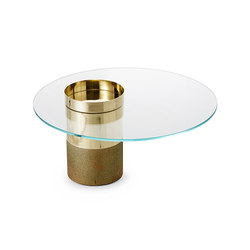 Haumea M | Side tables | Gallotti&Radice
