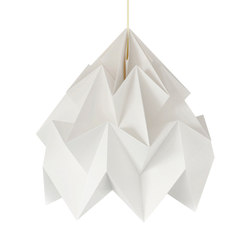 Moth XXL Lamp - White | General lighting | Studio Snowpuppe