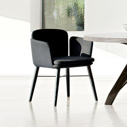 Tabby | Restaurant chairs | LEMA