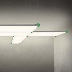 Grafa Suspension System | Suspended lights | Artemide Architectural
