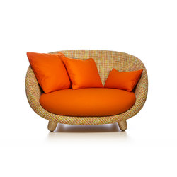 love sofa | Lounge chairs | moooi