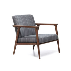 zio lounge chair | Poltrone | moooi