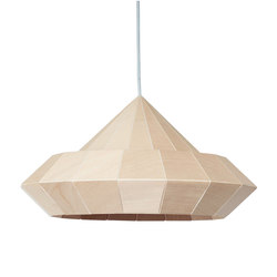 Woodpecker Lamp – Birch Wood | Éclairage général | Studio Snowpuppe
