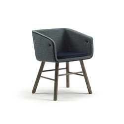 Collar Mao | Restaurant chairs | Sancal