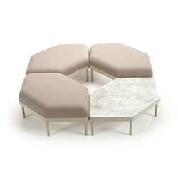 Mosaico | Modular seating systems | Sancal