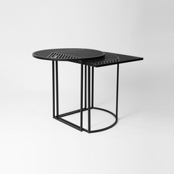 Iso | A & B | Side tables | Petite Friture