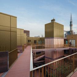 ALUCOBOND® terra | facade | Ejemplos de fachadas | 3A Composites