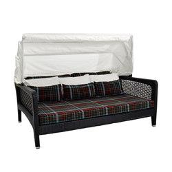 Altea canopy sofa bed | Garden sofas | Varaschin
