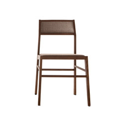 Aruba chair with ash structure | Chairs | Varaschin