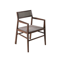 Aruba chair with armrests | Chairs | Varaschin
