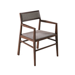 Aruba chair with armrests | Restaurantstühle | Varaschin