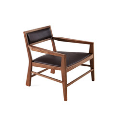 Aruba ash lounge chair | Lounge chairs | Varaschin