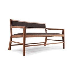 Aruba sofa | Waiting area benches | Varaschin