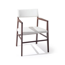 Aruba chair with armrests | Sillas para restaurantes | Varaschin