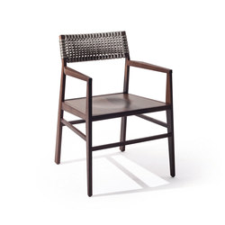 Aruba chair with armrests | Restaurant chairs | Varaschin