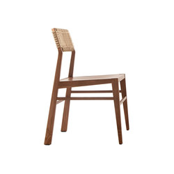 Aruba chair with ash structure | Stühle | Varaschin